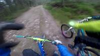New trail Thrunton