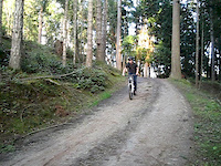backyard drop trail