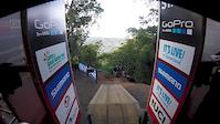 Mick Hannah Finals race run Cairns world cup 2016