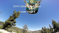 China Peak Enduro Lower Stage 4