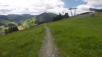 Blue Line - Saalbach Hinterglen 2016