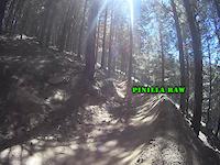 La Pinilla Bikepark RAW