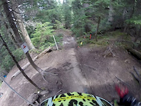 The Manager Drop Whistler Bike Park 2016