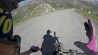 Kangooride Top Section Tignes 2016