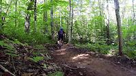 Deep Woods Espressway Bonshaw PEI Ride