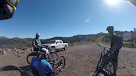 Riding Park City with Adaptive Cycles