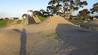 Altona Meadows BMX Jumps