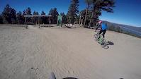 Party Wave to Westridge, Snow Summit CA