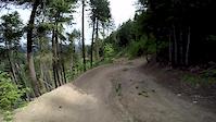 Freund Canyon Loop Crash