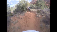 First Ride in Sedona