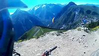 Les Deux Alpes, 666 (red track)