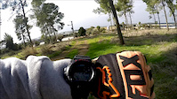 Riding in Lachish
