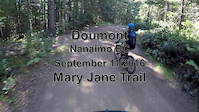 Mary Jane Trail - lots of jumps and drops