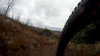 Bimble down the red dh at crieff hydro