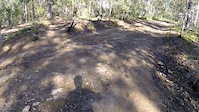 MTB Nerang New Way Happy Valley trail start to...