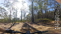 MTB Nerang 3 Hills to Barneys to Roy's Trail...