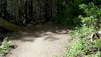 Stepdown on Atomic Dog at Galbraith Mountain