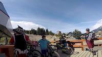 Whistler Bike Park Opening Day 2017