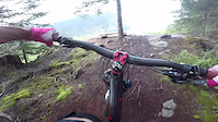 Out There, Whistler Bike Trails, Not in the Park