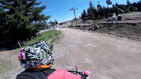 Whistler Bike Park, RAW, A Line, Full Pull 3rd...