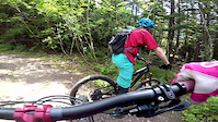 Bush Doctor, Whistler Bike Trails, Double...
