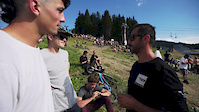 CRANKWORX: Mountain Bikers LEGENDS EVERYWHERE...
