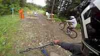 Overflow jumpline Whitefish bikepark