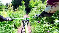 Sinaia, Fairy Trail, Skidding all around