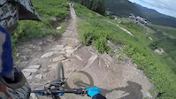 Hilarious Mountain Bike Crash