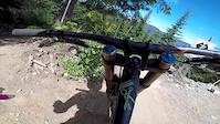 GoPro Hero 5, Whistler Bike Park, No Duff to...