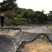 Miramar Pump Track test ride