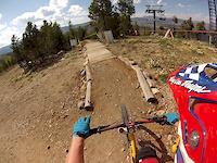 GoPro HD Hero 3: Granby Ranch, CO- Bucnasty DH