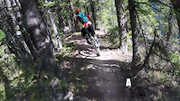 T4 - LSD - Canyon Creek in Golden BC; lift...