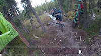 Mt Mac, Whitehorse mountain-biking; Kid Vicious