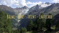 Balme to Trient via La Croix