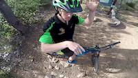 Dunsborough Mountain Biking - Firey's Decent