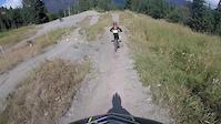 DFX crew - Whistler Bike Park