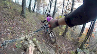 Windrock Bike Park :: Windmill trail November...