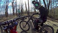 Windrock Bike Park :: Snake Rock