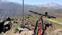 Bajada desde Antena Centro de Ski Lagunillas