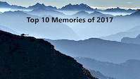 Top 10 Memories of 2017