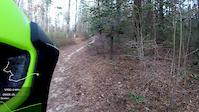Hooker Creek Trail in January