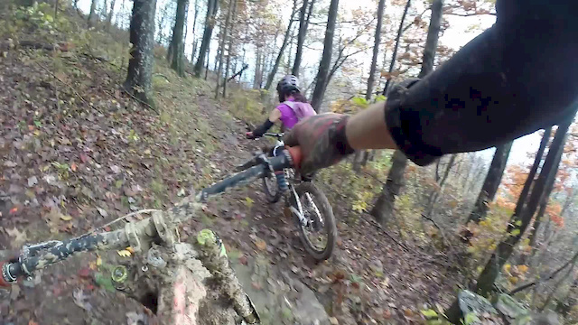 76220486c3b Windrock Bike Park :: Windmill trail November 5th, 2017 Video - Pinkbike