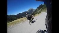 Getting Loose at Chatel Bikepark, France - 2014