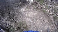 Blago Enduro - Zaeva trail (RAW sound)
