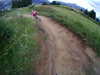 Les Gets Downhill La Roue Libre