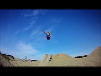 Sunny Sunday: Sand Jump and Spooks