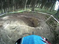 winterberg singletrack downhill 2012
