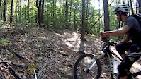 Trying out my new trail bike