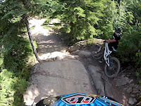 MacKenzie River Trail to Duffman at Whistler 2012